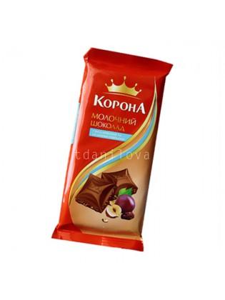 Молочный шоколад Корона